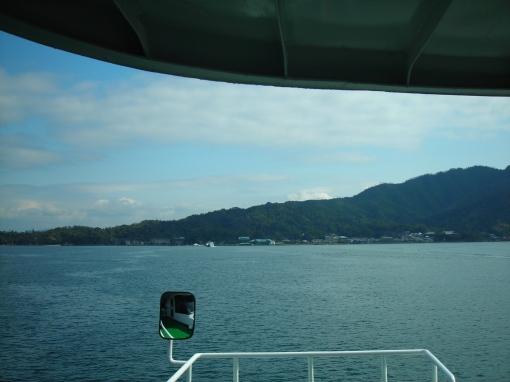 Boat View 1, Miyajimaguchi, 3/4/2009
