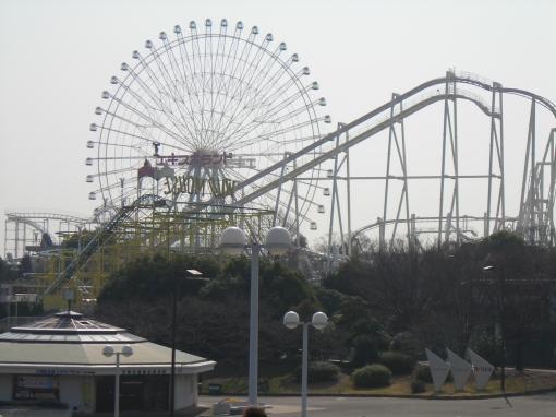 Expo Land, Osaka, 3/16/2009